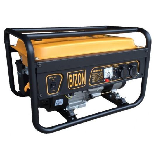 Бензиновый генератор BIZON X3000RS