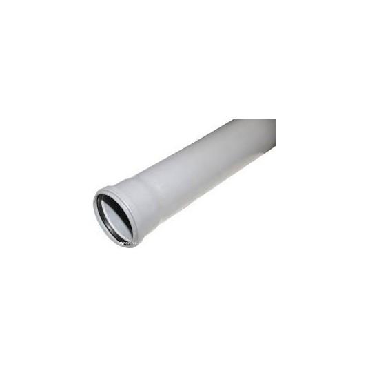 Труба канализационная инсталпласт ПП 110д, 2000мм