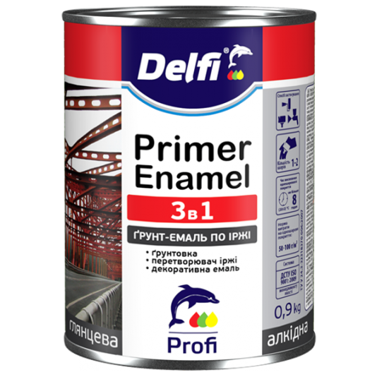 Delfi 3 в 1, 0,9 кг