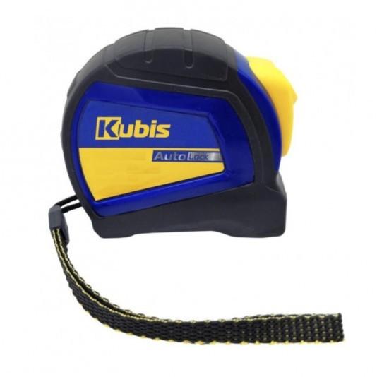 Рулетка KUBIS 3 м х 16 мм с автостопом