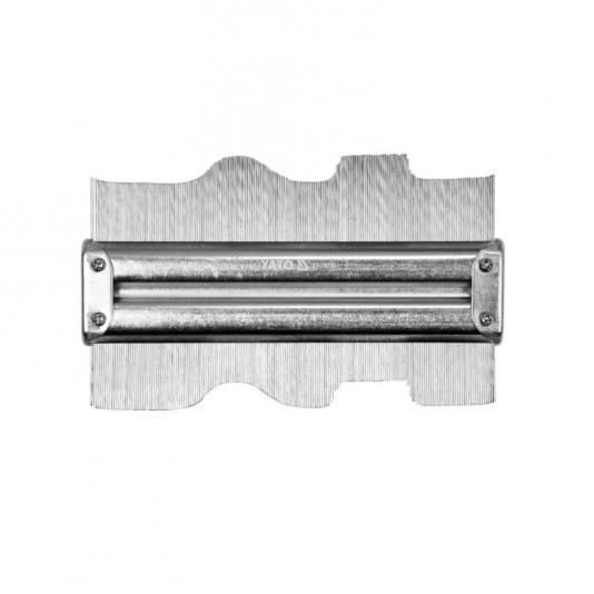Шаблон сегментный YATO металл 150 х 46 мм