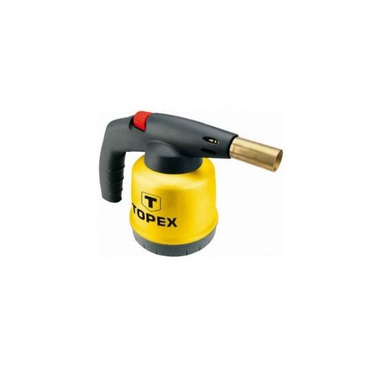 Лампа паяльная газовый бачок 190г TOPEX