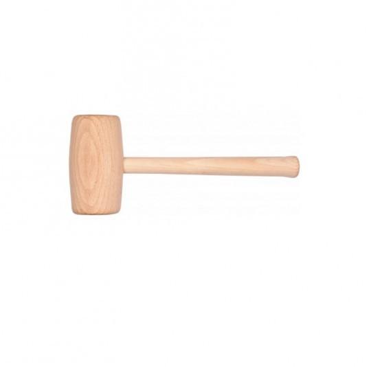 Киянка деревянная VOREL круглая