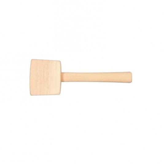Киянка деревянная VOREL прямоугольная