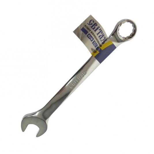 Ключ комбинированный 15 мм СВІТЯЗЬ