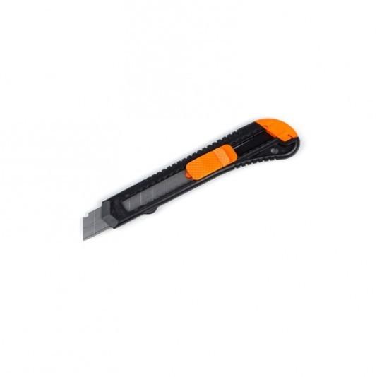 Нож с выдвижным лезвием 18 мм POLAX