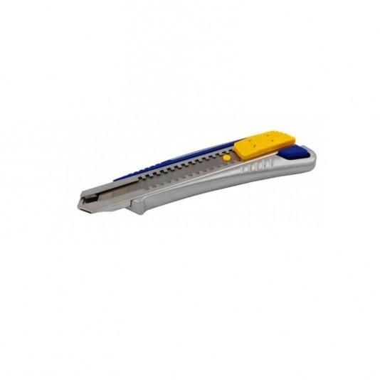 Нож с выдвижным лезвием 18 мм KUBIS
