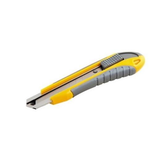 Нож с выдвижным лезвием 18 мм MASTERTOOL