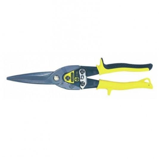 Ножницы по металлу STANLEY 300 мм прямые удлиненные