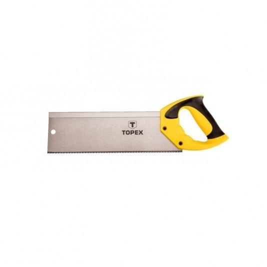 Ножовка пасовочная по дереву TOPEX 350 мм
