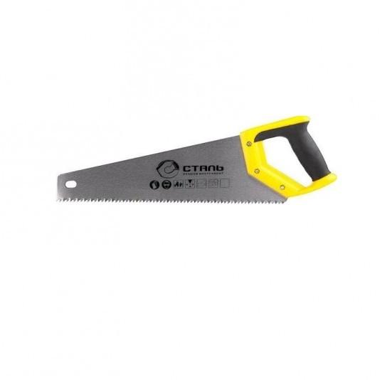 Ножовка по дереву СТАЛЬ 450 мм