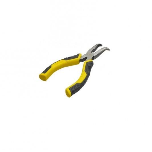 Плоскогубцы STANLEY 150 мм DynaGrip с изогнутыми губками