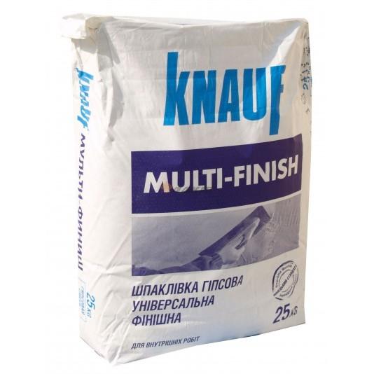 """Гипсовая штукатурка финишная """"Мультифиниш"""", Knauf"""
