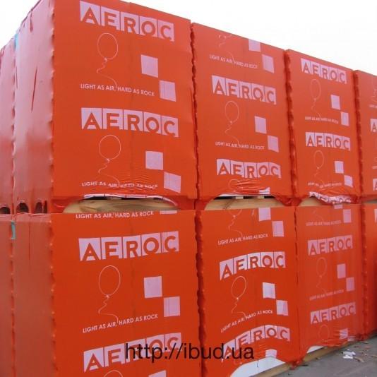"""Газоблок """"Aeroc"""" 200x300x600"""