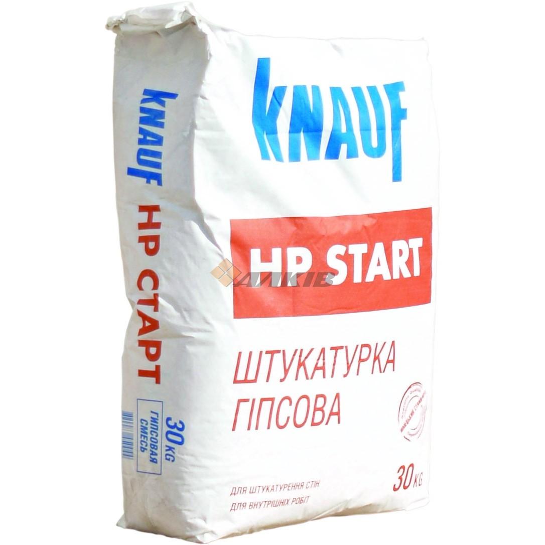 """Гипсовая штукатурка стартовая """"HP старт"""", Knauf"""