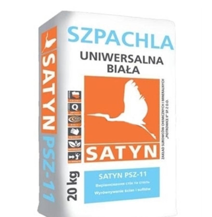 Универсальная белая шпаклевка SATYN PSZ-11