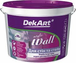 "Краска интерьерная ""Wall"" DekArt 12,6кг"