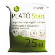 Гипсовая штукатурка стартовая Start Plato