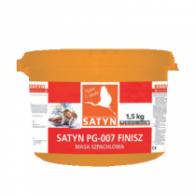 Шпаклевочная маса финиш SATYN РG-007