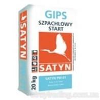 Шпаклевочный гипс Start SATYN PW-01