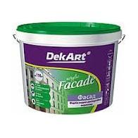 Водоэмульсионная фасадная краска «Facade»